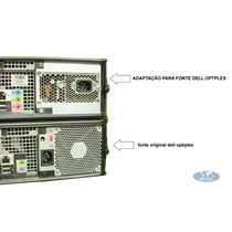 Adaptador Com Fonte Para Dell Optiplex 210l 320 330 360 740