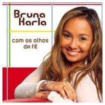 Bruna Karla - Com Os Olhos Da Fé - Cd - Mk Music