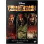 Dvd Filme Piratas Do Caribe Trilogia - Box/legendado/novo