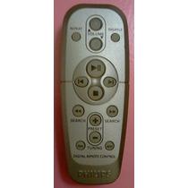 Controle Remoto Original Philips Digital Rc19420002/01 Cdmp3