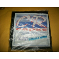 Capa Do Banco Cbx 250 Twister [ Preta]