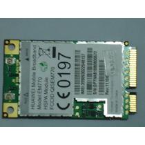Mini Modem 3g Interno Para Notebook Huawei Em770