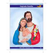 Imagens De Santos Católicos - Sagrada Família De Borracha