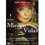 Dvd Minhas Vidas, Dvd Duplo, Shirley Maclaine Vidas Passadas