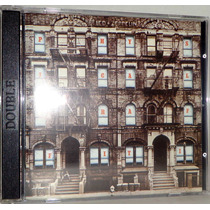 Cd Led Zeppelin - Physical Graffiti ( Cd Duplo )