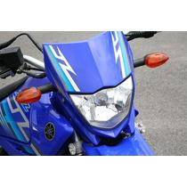Farol Bloco Óptico Xtz 125 Original Yamaha 2009 A 2014