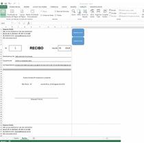 Gere Vários Recibos Fácil Com Planilha Excel - Frete Gratis