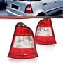 Lanterna Traseira Classe A 98 99 2000 2001 2002 Bicolor