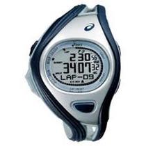 Relógio Asics Challenge Regular - Prata/azul Escuro