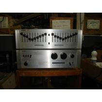 Amplif. Quasar -potencia - Qa-4.400 - 560 Watts - Mineirinho