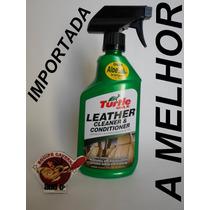 Hidratante Couro Turtle Wax - Importado Dos Eua - O Melhor