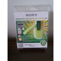 Micro Pen Drive Sony Microvault Tiny 2gb Usb 2.0