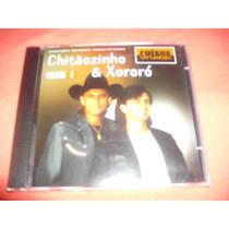 Cd - Chitaozinho E Xororo Raizes Sertanejas Volume 2