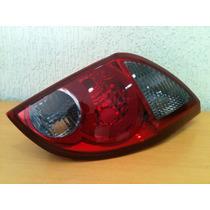 Lanterna Celta 06 Em Diante Vermelha E Fume Traseira