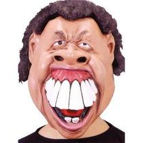 Máscara Monstro Dentuço Importada Látex Acabamento Impecável