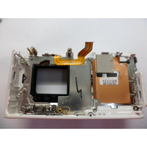 Bloco De Lente Mais Gabinete Frontal Samsung Nx-1000