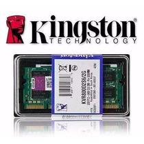 Memoria Kingston Original 2gb Ddr2 667 Mhz Para Notebook