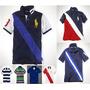 Camisas Polo Abercrombie & Fitch / Hollister E Ralph Lauren
