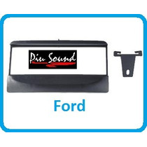 Moldura Do Cd Painel Ford Fiesta Ranger Scort Focus Courier