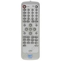 Controle Remoto Para Dvd Britania Modelo D-3000