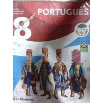 Livro Português 8 Projeto Araribá-áurea Regina Kanashiro (1)