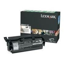 Toner Lexmark T654 Original 36k Compro T654
