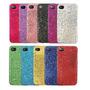 Capa Iphone 4 E 4s Glitter Original + Pelicula Protetora