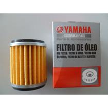 Filtro De Óleo Genuíno Yamaha Fazer 250