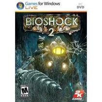 Bioshock 2 Pc Game Original Lacrado Frete Grátis**
