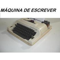 Maquina De Escrever Sperry Remington 22