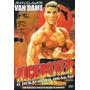 Dvd Kickboxer O Desafio Do Dragão - Van Damme - Orig. Novo