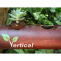 Floreira Em Pvc Revestido P/ 5 Plantas Vertical Plant