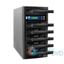 Duplicadora De Dvd E Cd 6 Gravadores Sony 5280s Dual Layer