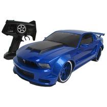 Carrinho Controle Remoto Mustang Boss 7 Funções 1/10
