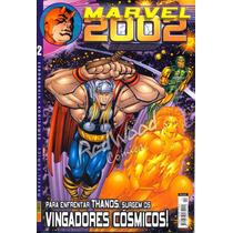 Marvel 2002 #2 - Panini - Nc - Redwood