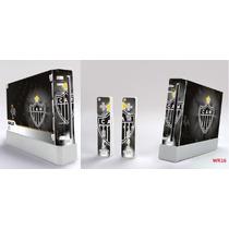 Galo Wii Skin Pelicula Protetora I.s Tech Skin