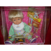 Bebê Comidinhas- Feber - Anos 90 - Muito Lindaaaaaaa !!!