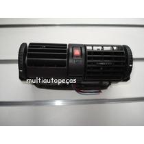 Moldura Difusor De Ar Com Botão Do Painel Do Astra 02