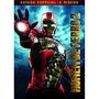 Homem De Ferro 2 Edição Especial 2 Discos Aproveite!