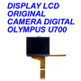 Lcd, Display P/camera Digital Olympus U700 Original