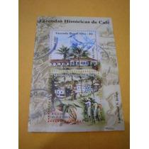 Bloco Fazendas Históricas De Café - 2003