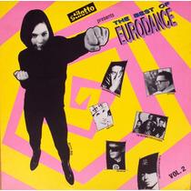 The Best Of Eurodance Vol.2 Lp Coletanea House/techno