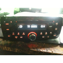Cd Original Fiat Novo Palio 2012 Acima Com Mp3 - Black Piano