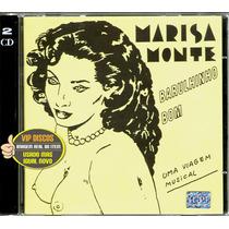 Cd Marisa Monte Barulhinho Bom Duplo - Raro