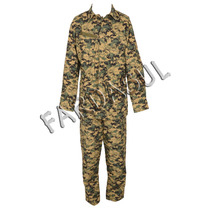 Farda Tática Digital Marpat Woodland - Paintball/airsoft