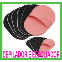 Depilador Facial Corporal Esfoliador + Frete Grátis + Brinde