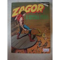#4014# Revista Gibi Hq Zagor Editora Rio Nº4