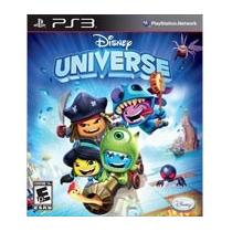 Disney Universe - Jogo Infantil Para Playstation 3