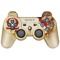 Controle Turbo Ps3 Rapid-fire - 20 Modos God Of War Edition