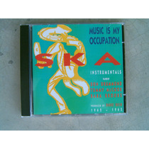 Music Is My Occupation - Ska Trojan Cd Original Importado